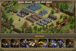 Game đế chế cho máy LG